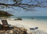 Beach on koh phangan Thailand